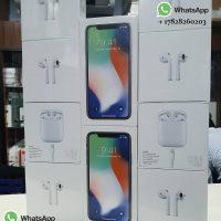 stockprezzo iPhone X e  iPhone 8 8Plus e iWatch e gratis EarPods