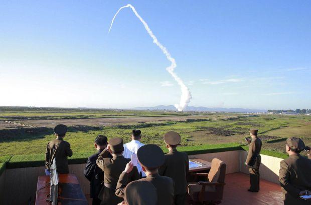 EEUU prueba un nuevo interceptor de misiles balísticos intercontinentales