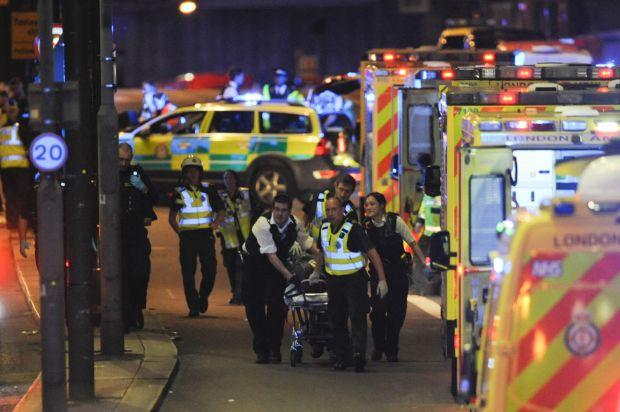 Estado Islámico reivindica ataques en Londres