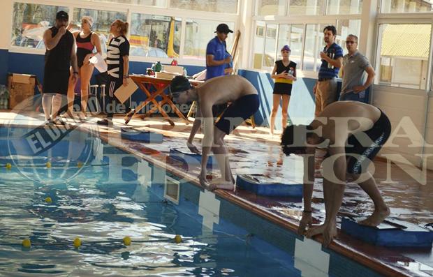 La natación compite en Corrientes