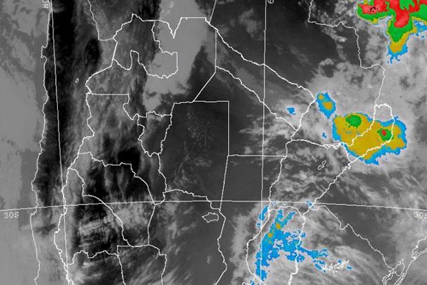 Total normalidad: el sábado arrancó con alerta por tormentas