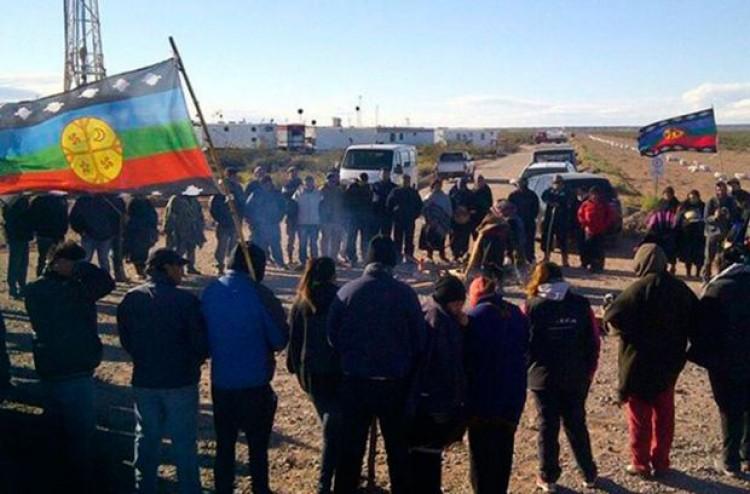 YPF y mapuches logran principio de acuerdo