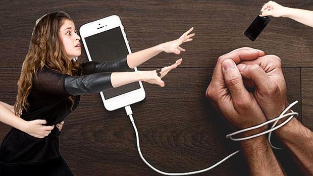 Nomofobia: cuando la persona se transforma en esclava del celular - Primera  Edición
