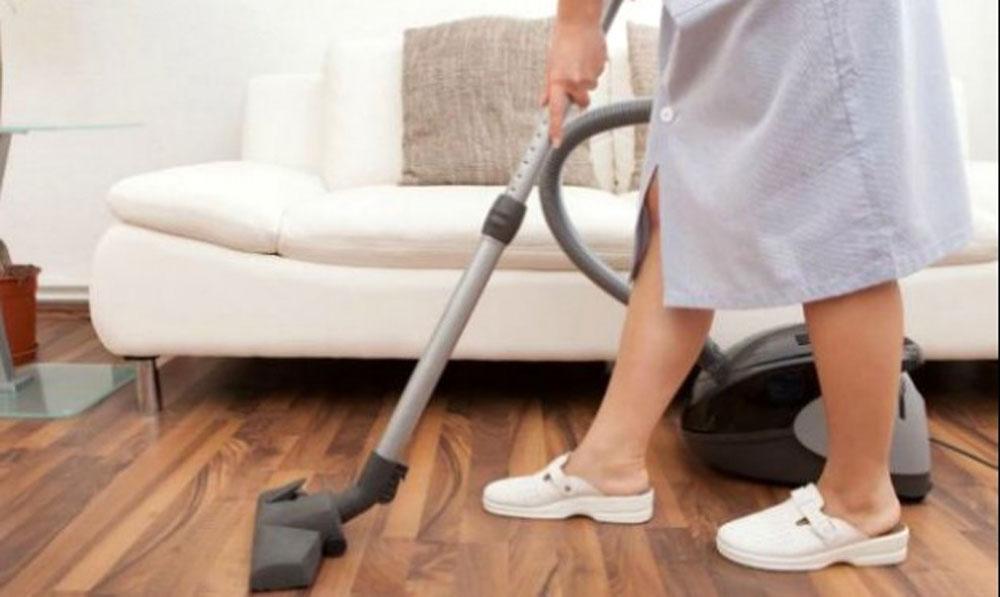 Acordaron un aumento del 15% para el personal doméstico