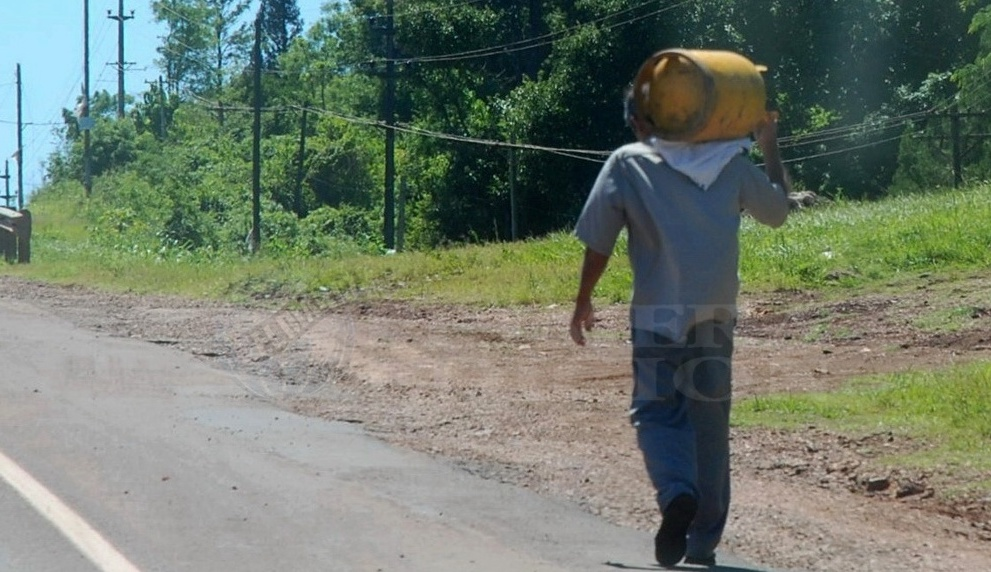 Desde el viernes La garrafa de gas de 10kg costará $ 307,64