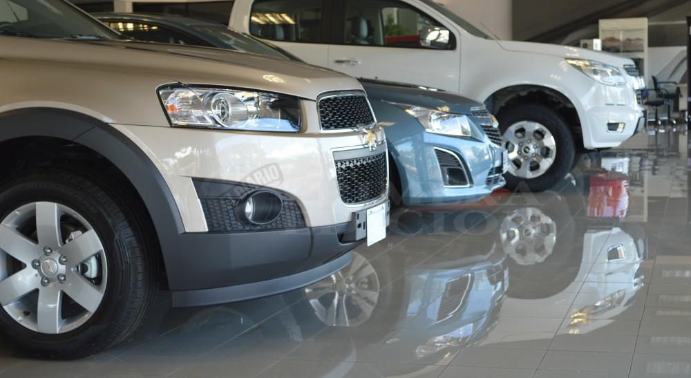 Fuerte caída en las ventas de autos durante 2018
