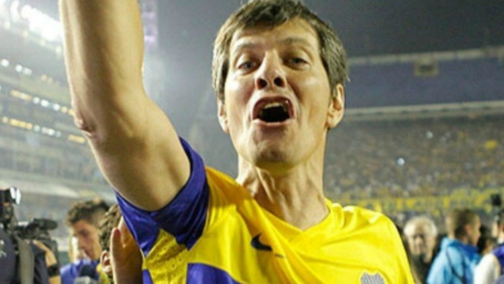 Deportes: Mario Pergolini confirmó que será candidato a vicepresidente de Boca