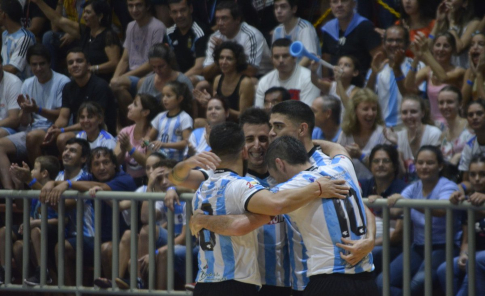Catalunya debuta con victoria contra Francia en el Mundial de futsal