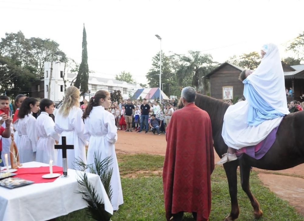 Vía Crucis - Oberá