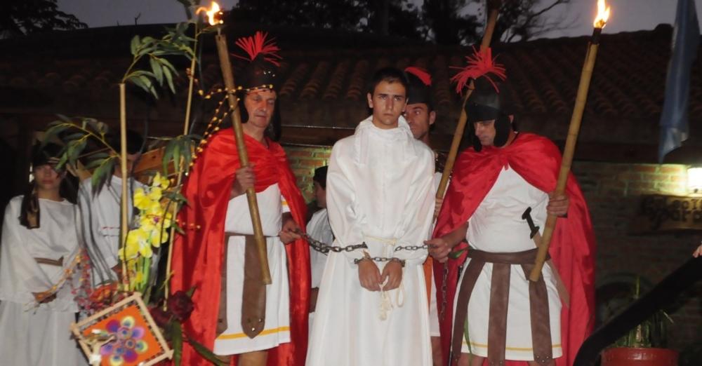 Vía Crucis - Oberá3
