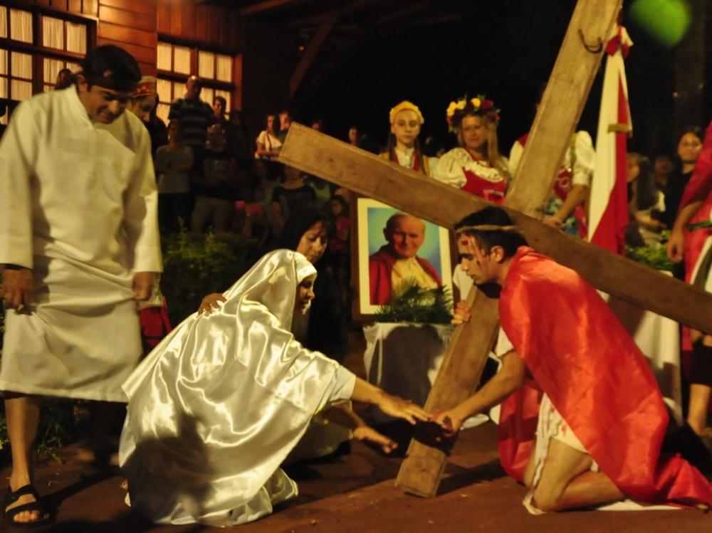 Vía Crucis - Oberá7