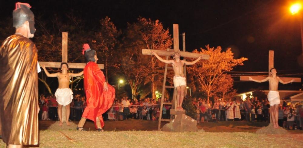 Vía Crucis - Oberá8