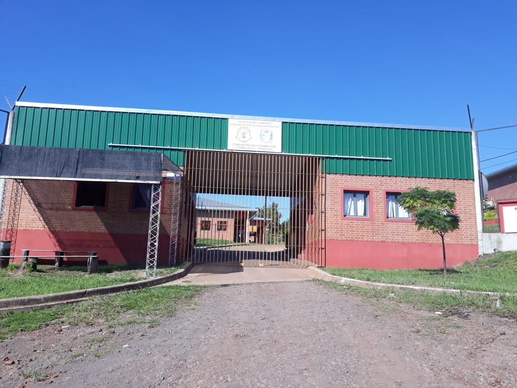 Encontraron muerto a interno de la UP de Cerro Azul - Primera Edicion