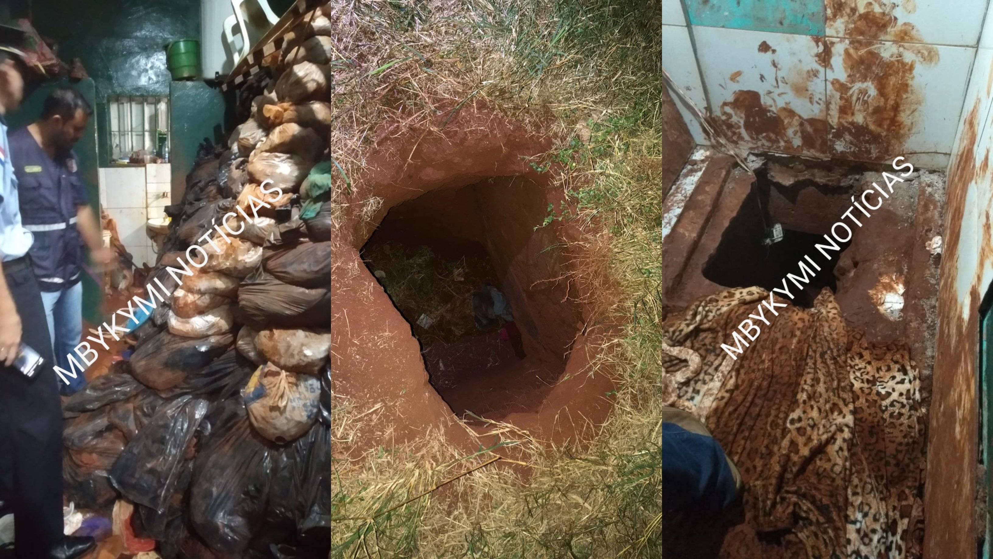 Tras cavar túnel, al menos 75 reos escapan de prisión en Paraguay