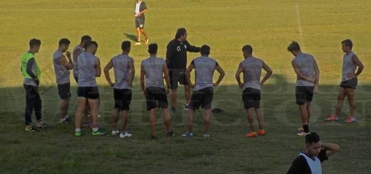 Regional Amateur - Atlético Posadas se prepara para la final ante el tren del oeste