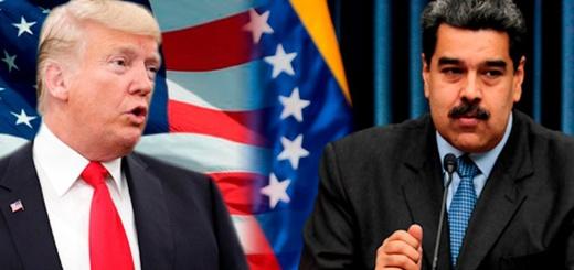Maduro - El gobierno de norteamericano imputó en sus propios tribunales al presidente de Venezuela, Nicolás Maduro y a otras influyentes figuras de ese país por los delitos de narcotráfico y lavado de dinero, a la vez que ofreció 15 millones de dólares como recompensa para quien ayude a detener o procesar al mandatario.