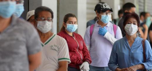 Ecuador - El país registró 192 nuevos casos de coronavirus en las últimas horas y el número de infectados alcanzó los 1.595, mientras que los muertos ya son 36