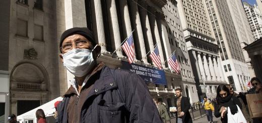 Estados Unidos - USA ya superó los 50 mil infectados por coronavirus
