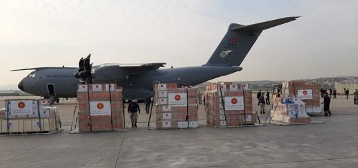 Turquía - Turquía se quedó con el material médico proveniente de China destinado para tratar a los enfermos de Coronavirus Covid-19 en España