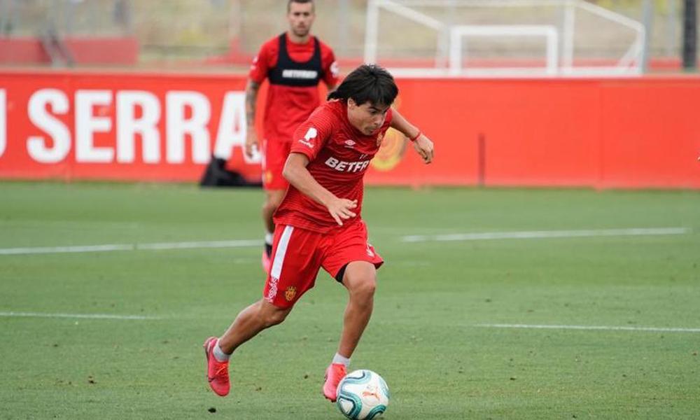 Expectativa en España por el posible debut de Luka Romero
