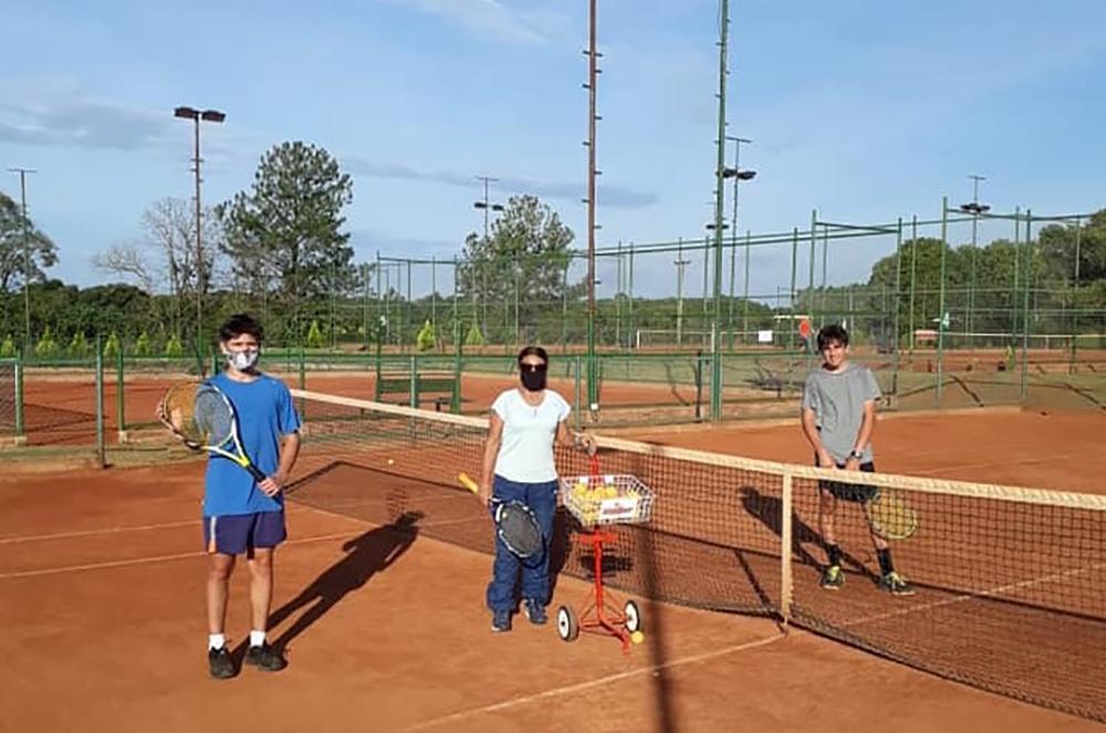 Foto: Federación Misionera de Tenis