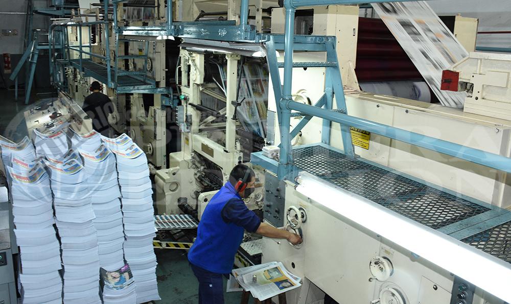 Día del Trabajador Gráfico: la imprenta, uno de los inventos que cambió la historia
