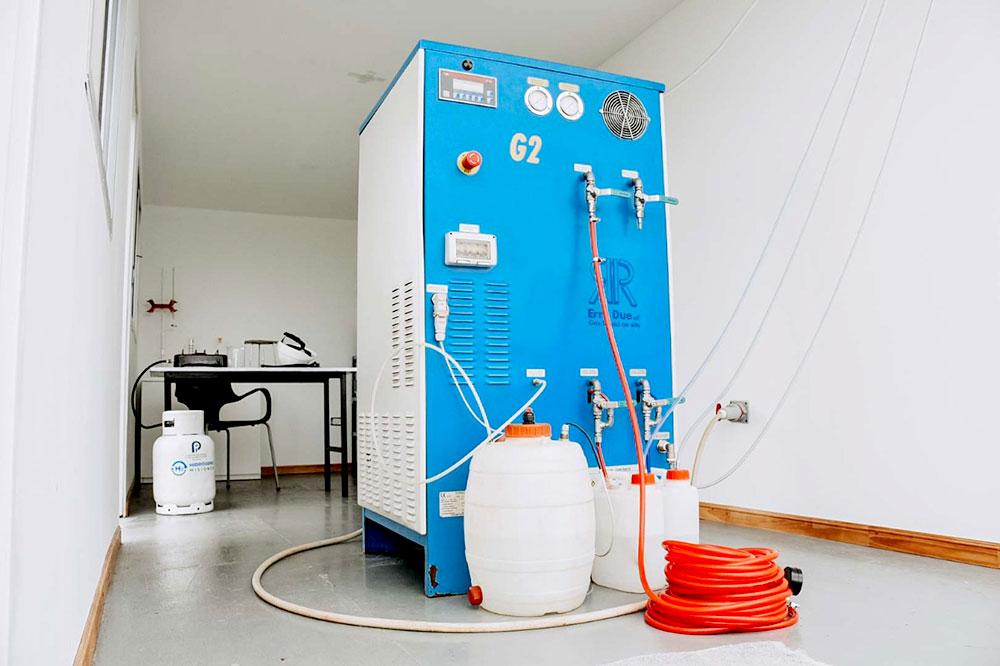 Misiones apuesta a la producción de hidrógeno como fuente de energía  renovable